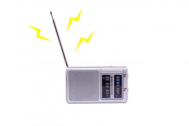 ラジオへのアプローチ