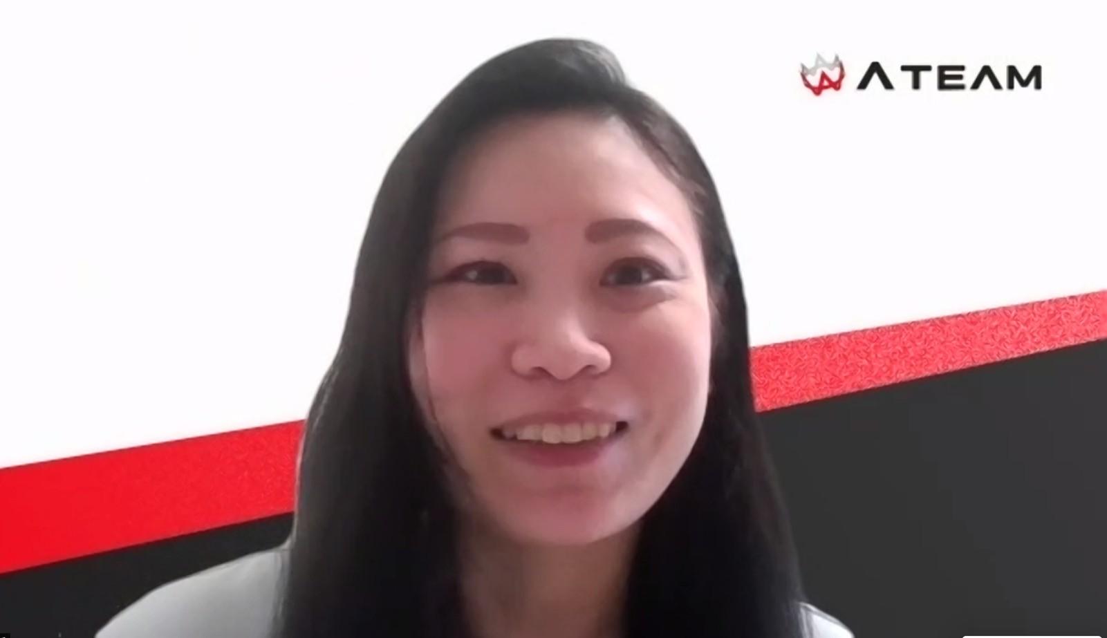 株式会社エイチーム 安藤 春香さん