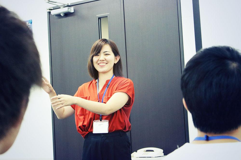 奧田さん「社内報の記事を出す時にメンバー6人のうち3人がOKを出さないと公開はできない。」アイキャッチとタイトルは非常にこだわっている。