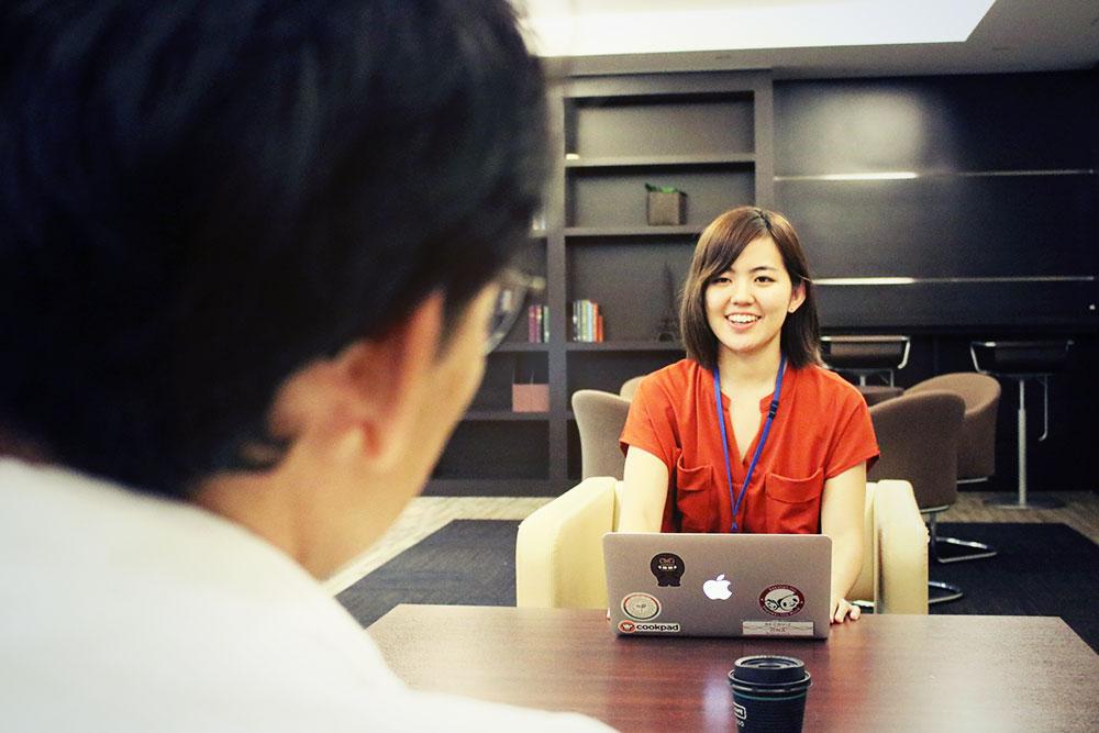 奧田さん「社内で知ってほしいことを優先して記事案に。」編集長が代わった現在も続けているそう。