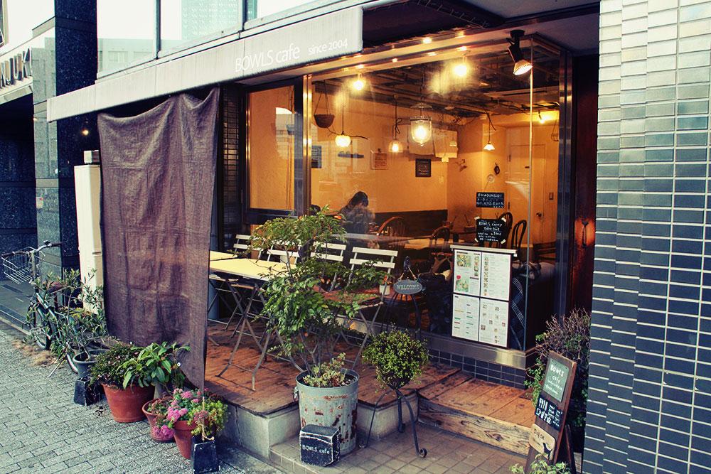 BOWLScafe (ボウルズカフェ)