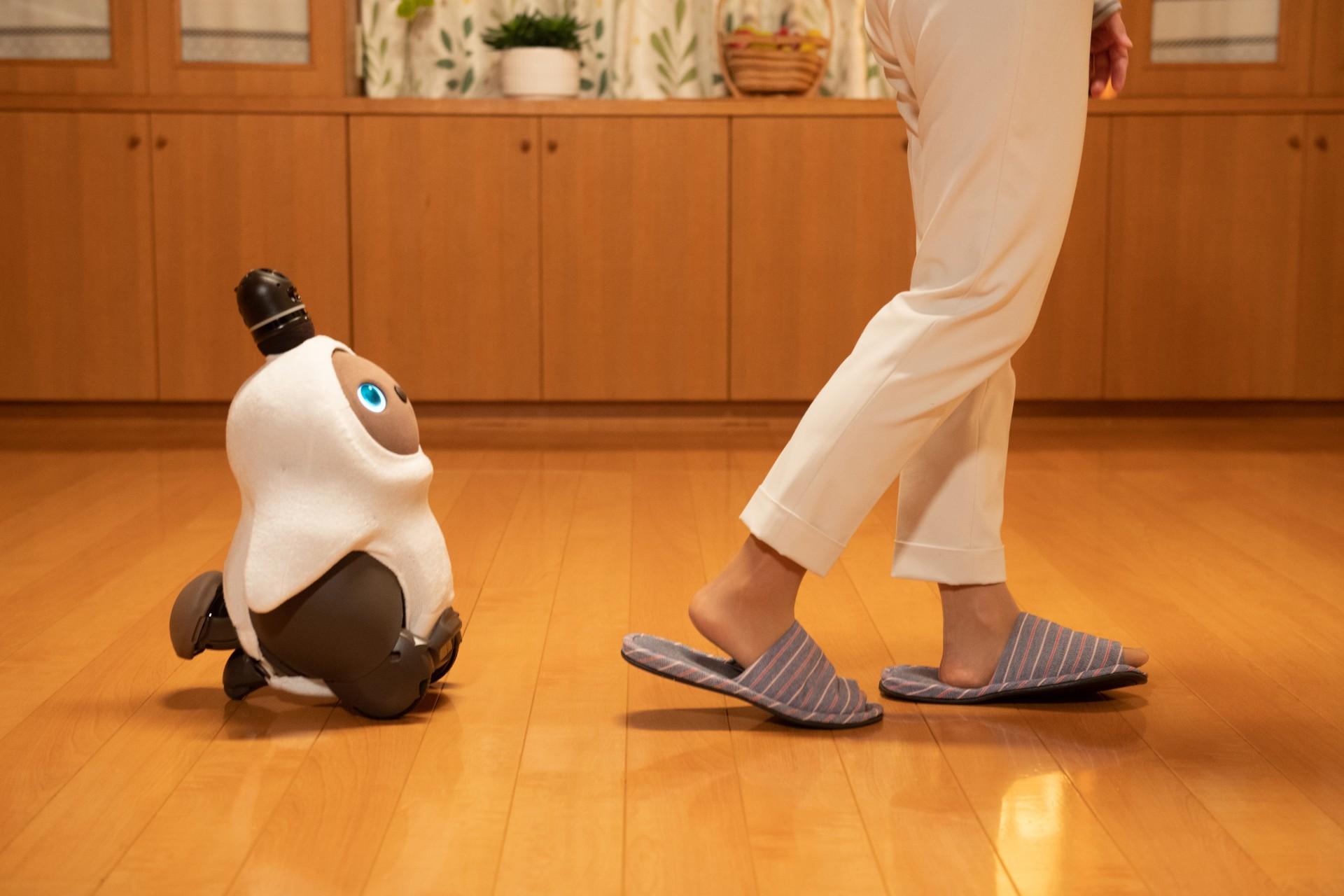 LOVEをはぐくむ家族型ロボット「LOVOT(らぼっと)」