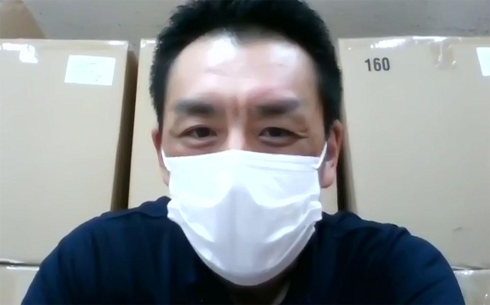 常務執行役員の河合さん