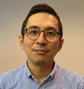 大日本除虫菊株式会社マーケティング部課長、奥平亮太さん