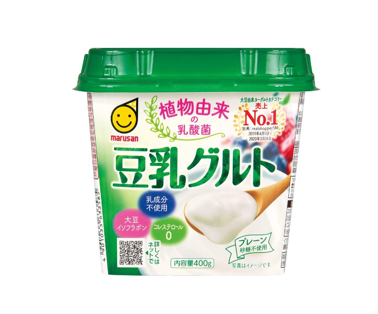 豆乳グルトのメインターゲットはF1~2層、アレルギーの方や豆乳好き、健康志向の方など