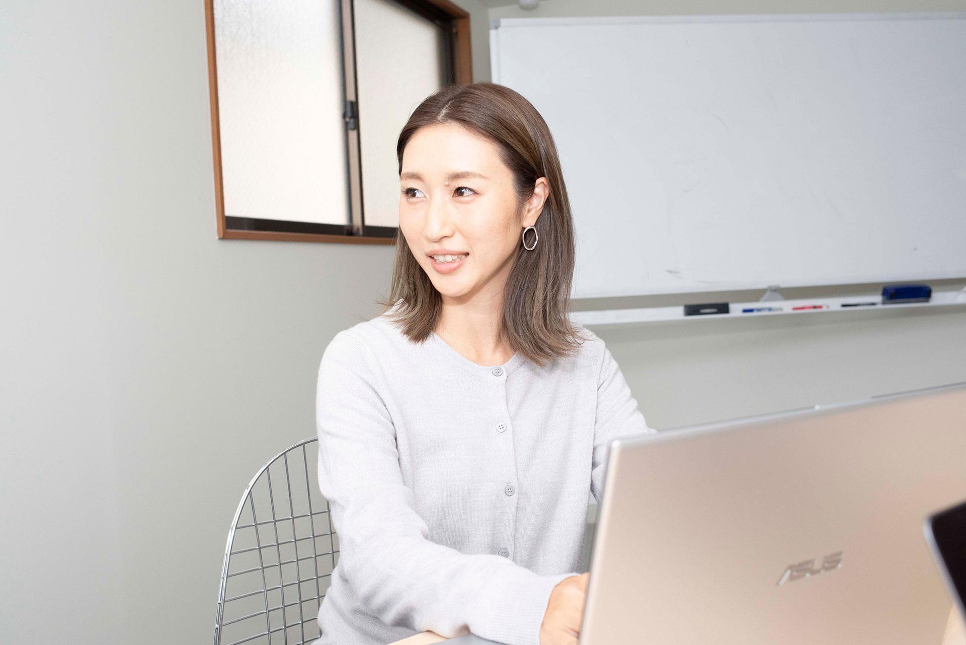 ガレージファクトリー合同会社、成田七瀬さん