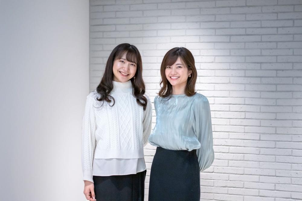 木村さんと江川さんのツーショット。本当に仲のよい感じが伝わってきます。
