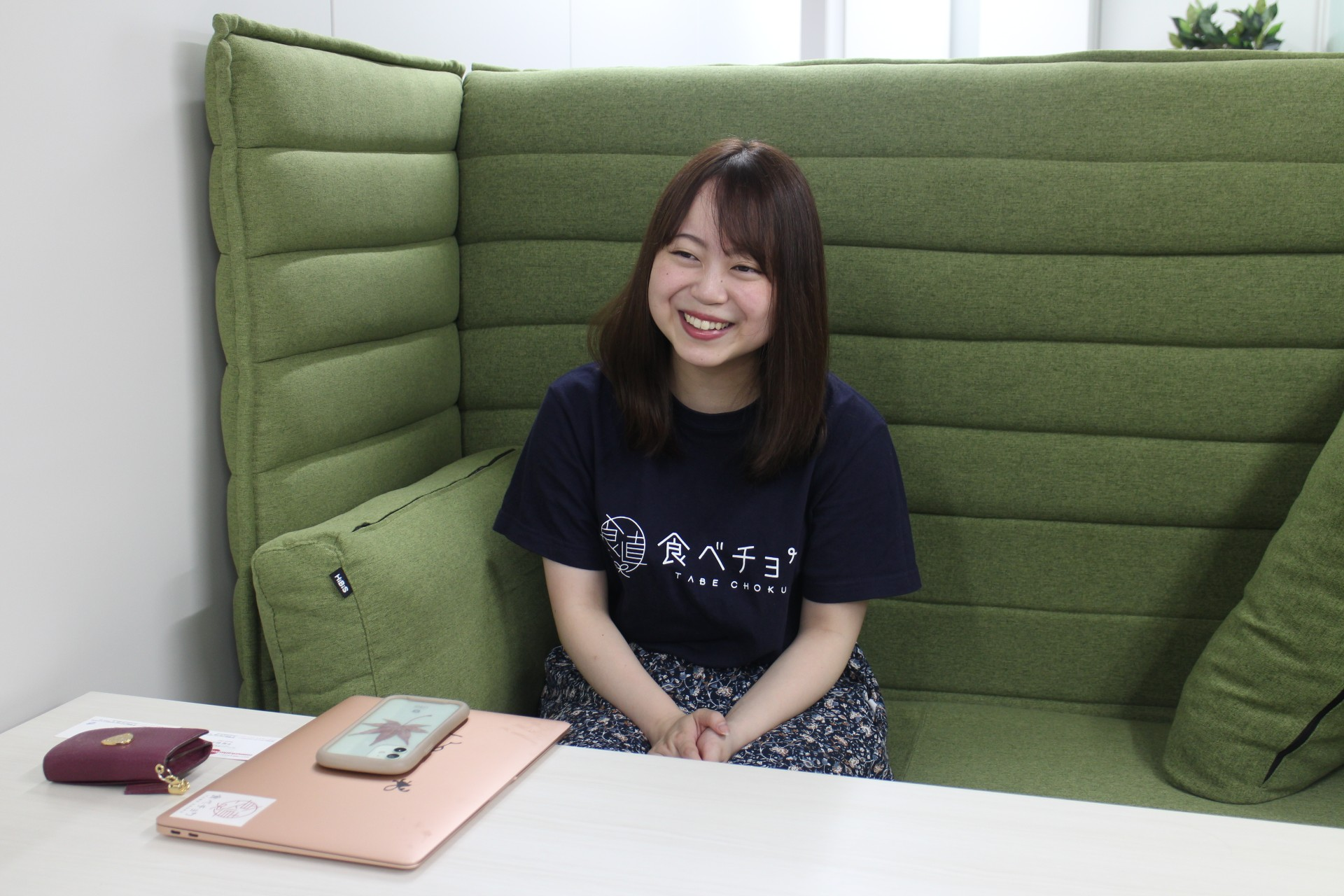 下村さん「企画書は、ほぼ持っていないので手ぶらで行きます。」