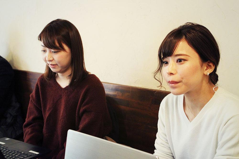 和田さん「ロボットを実際に製作し、営業所前に展示して、一週間後くらいに一般の方が実際の写真と一緒にツイートしてくれたのが爆発的に伸びて、色々なメディアが取材に来てくれまして。あれがないと、ただすべっておわりという流れでした。」