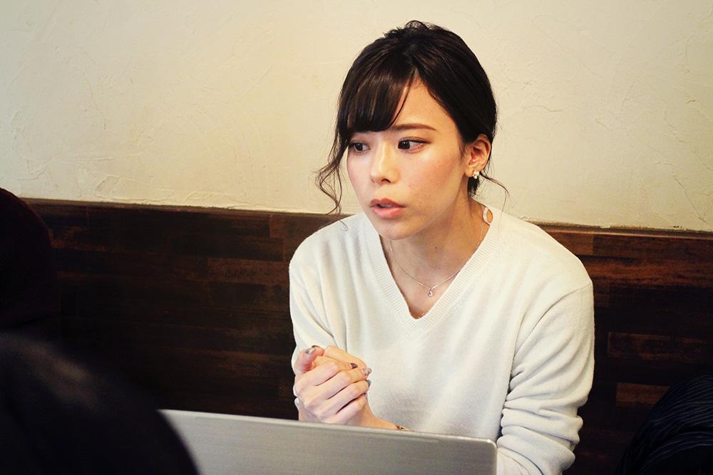 和田さん「新卒の入社人数は、大体7倍くらいになっています」以前は2、3人から1桁位しか居なかった。