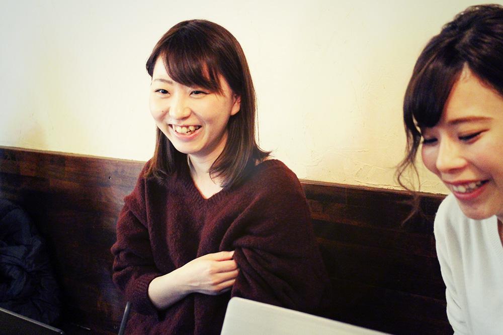 小澤さん「企画をやりたいという女性は増えてきていて、弊社の強みをちゃんと見てくれているんだなって思います。」