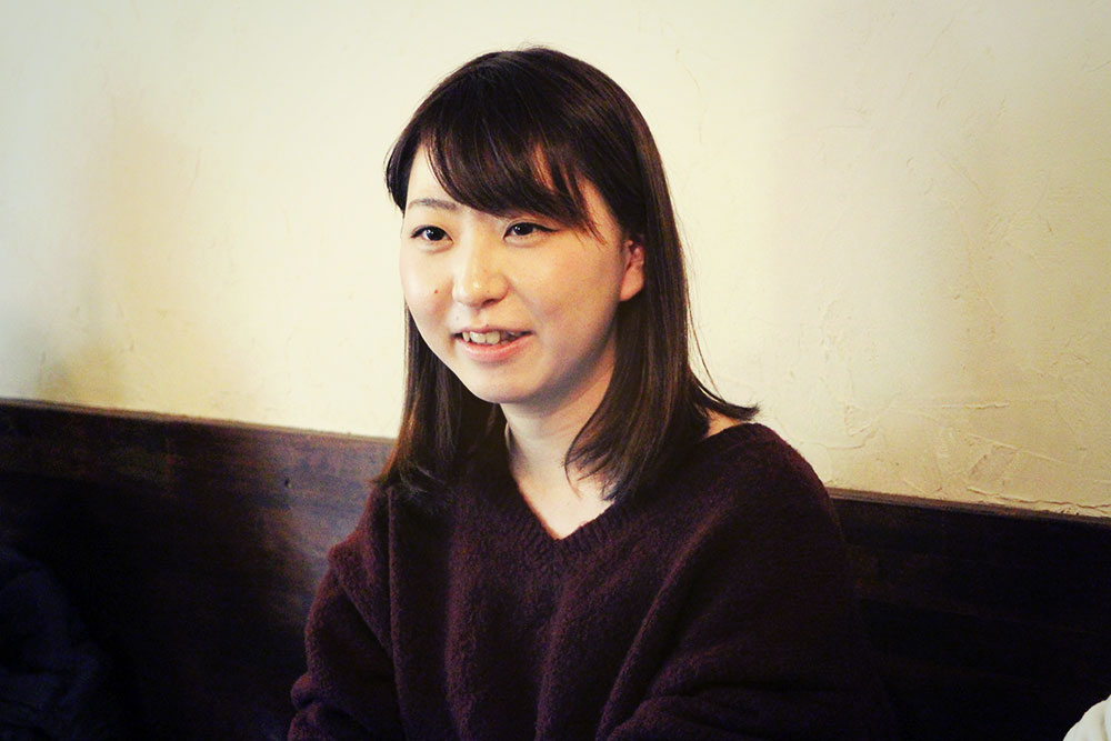小澤さん「奇跡的に(まーちゃんと)性格が結構似てて、私もずっと家にいるんです。YouTube見たりとか、ゲームしたりとか。」お二人は本当に仲が良さそう。