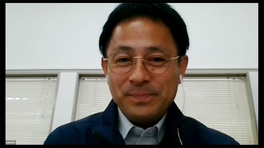 さとの雪食品株式会社 営業企画管理部 作田 理さん