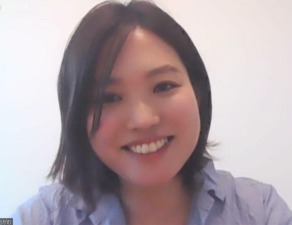 株式会社ビザスクの小川晶子さん