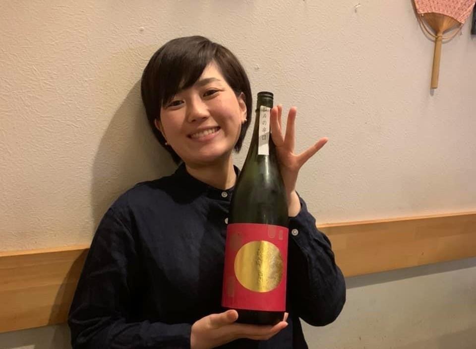 髙田さんはお酒を飲むこともすごく好きだそう。