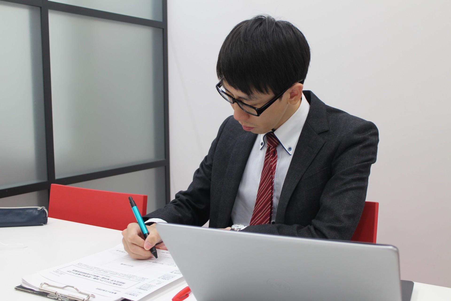 株式会社コミュニケーションデザイン、尹さん